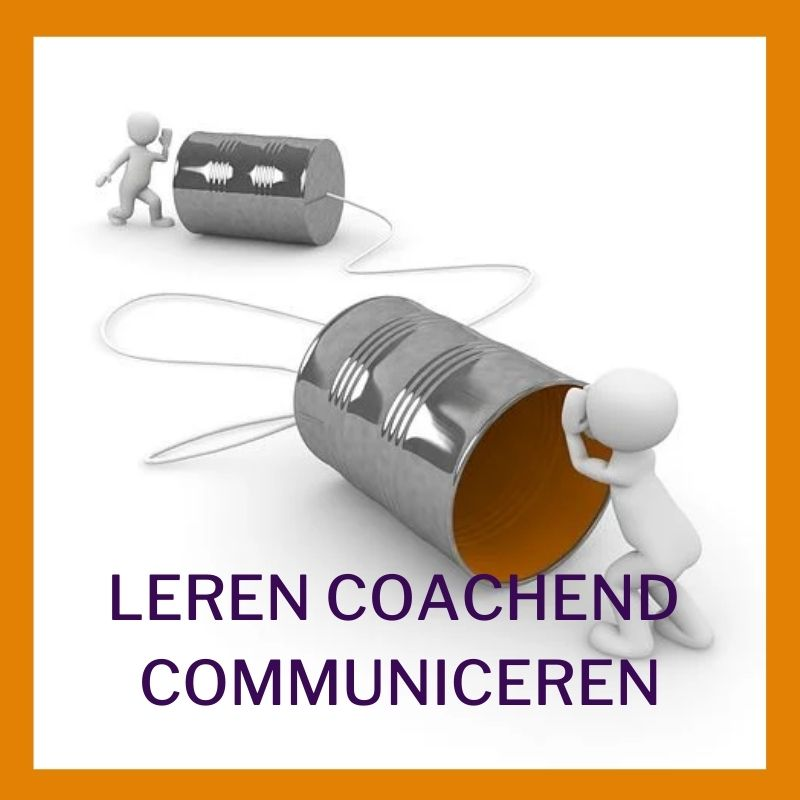 LEREN COACHEND COMMUNICEREN